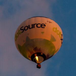Heißluftballon Cloudsurfer